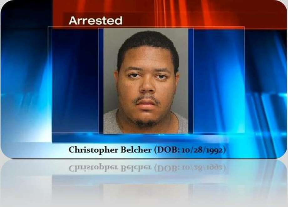 Bridgeport police have arrested Christopher Belcher in connection with a Oct. 9 non-fatal shooting in the city. Photo: Contributed / Contributed / Connecticut Post