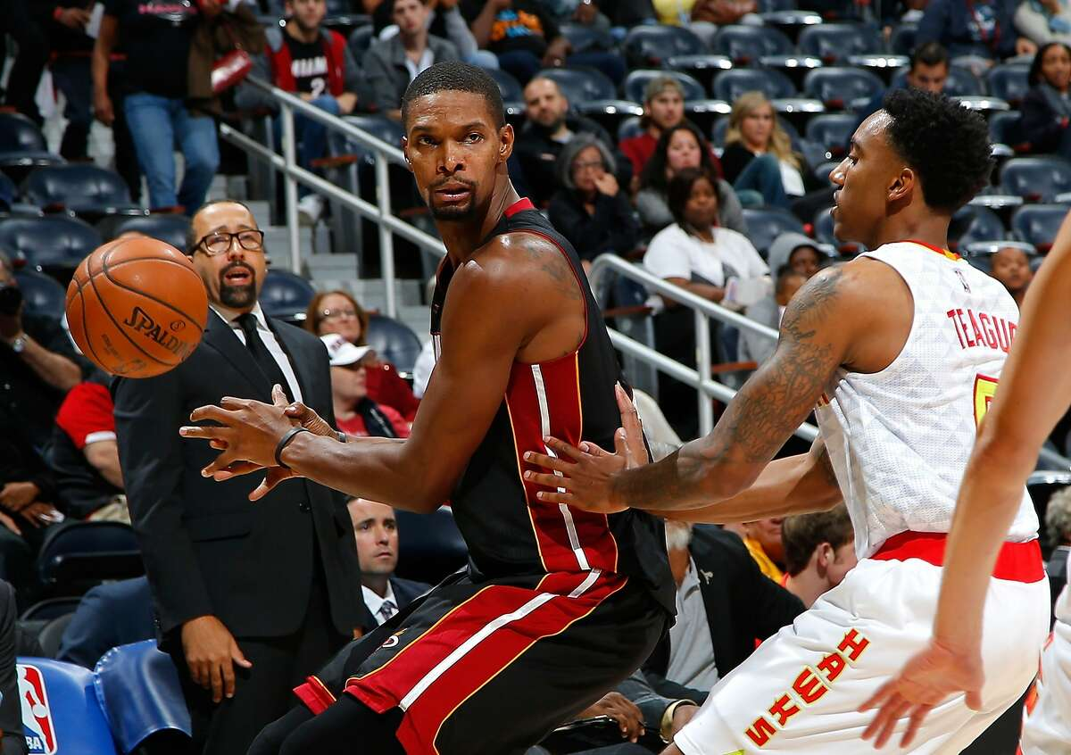 Chris Bosh, power forward Previous team: Toronto Raptors (2010-2016) Went to: Miami Heat When LeBron James elected to leave the Heat for his hometown Cavaliers in 2014, it seemed as though Bosh could be headed to Houston. In the end though, Heat president Pat Riley came with a counter that, under league rules, no other team could match:5 years, $118 million.