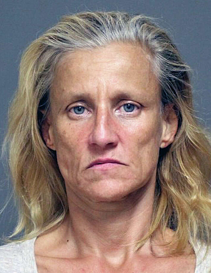 Mary Paragarino, of Bridgeport, was arrested in connection with a shoplifting incident. Photo: Contributed Photo / Fairfield Citizen /  Fairfield Citizen contributed