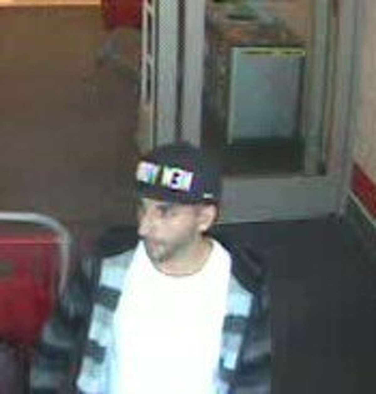 Suspect in Oxford credit card theft