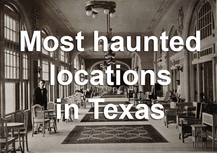 If you love ghosts, you may love the Lone Star State. Texas seems full of paranormal activity. Here are a few of the most popular ghostly sites. Photo: Mitchell Historic Properties / DirectToArchive