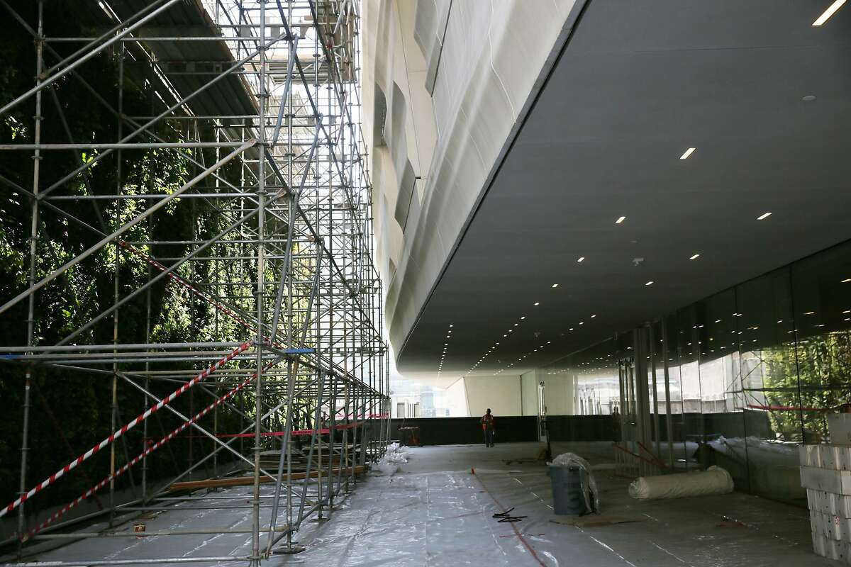 Coming soon: The San Francisco Museum of Modern Art will reopen in 2016.