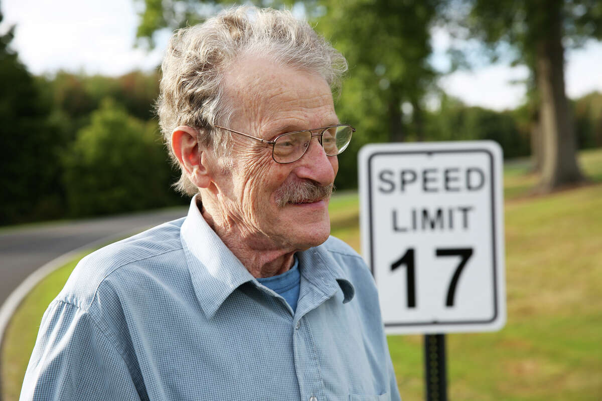 Hampshire College Mathematics Professor David Kelly has a fascination with the number 17. The college recently upped the speed limit from 15 to 17 to remind students the 17 is more important than one might think.