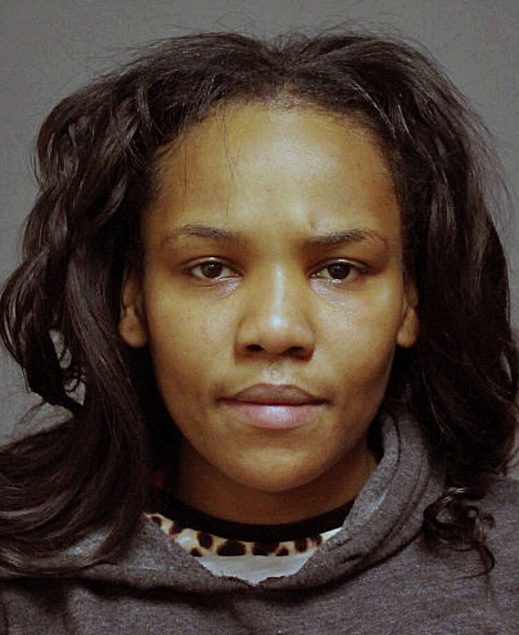 Blessing Smith, 24, of Hartford, was arrested on a warrant in connection with a car crash in August. Photo: Contributed Photo / Fairfield Citizen /  Fairfield Citizen contributed