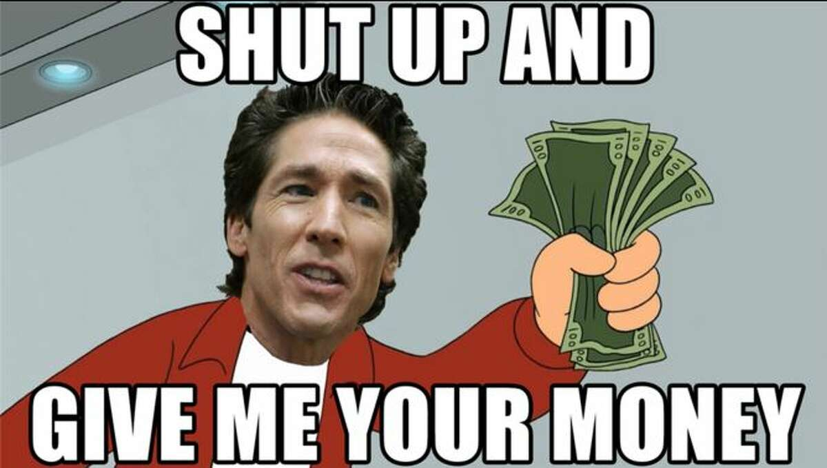 """Comments from the fake Facebook account """"Joel Oldsteen Ministries"""" briefly showed up in mid-October, 2015, on the Facebook page for the real Joel Osteen Ministries. A tip from a Facebook reader alerted Lakewood Church staff to the fraudulent account."""