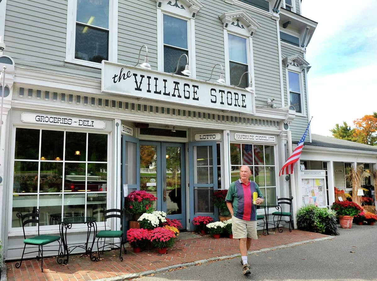 The Bridgewater Village Store should have a cafe open in the building by late spring.