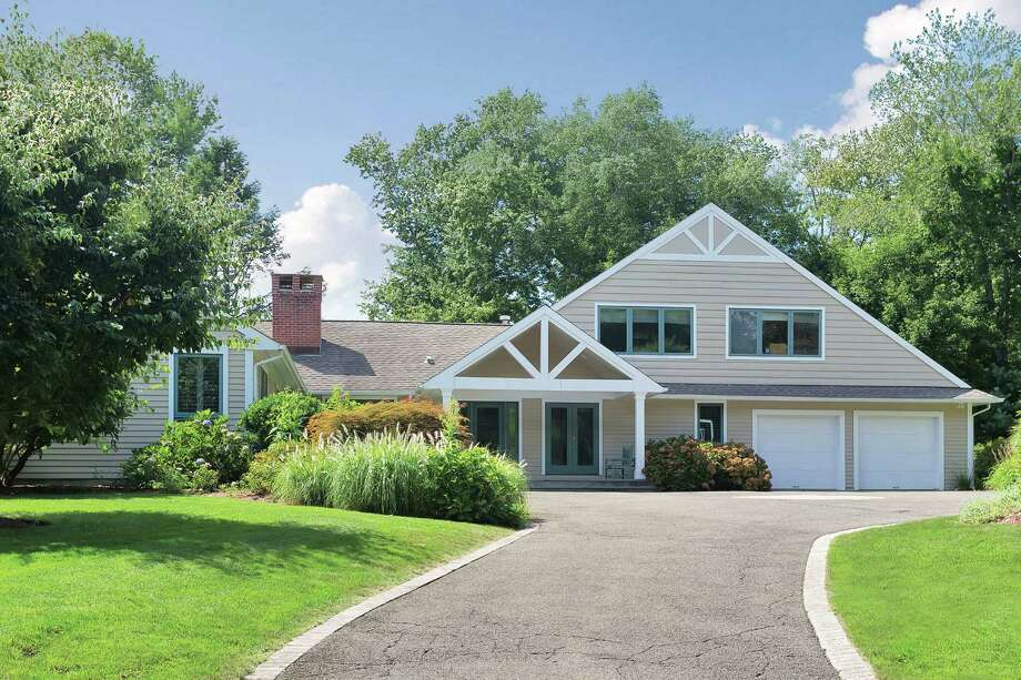 This 3,300 square-foot home is private West-side cul-de-sac in New Canaan. Photo: Contributed / Contributed Photo / New Canaan News