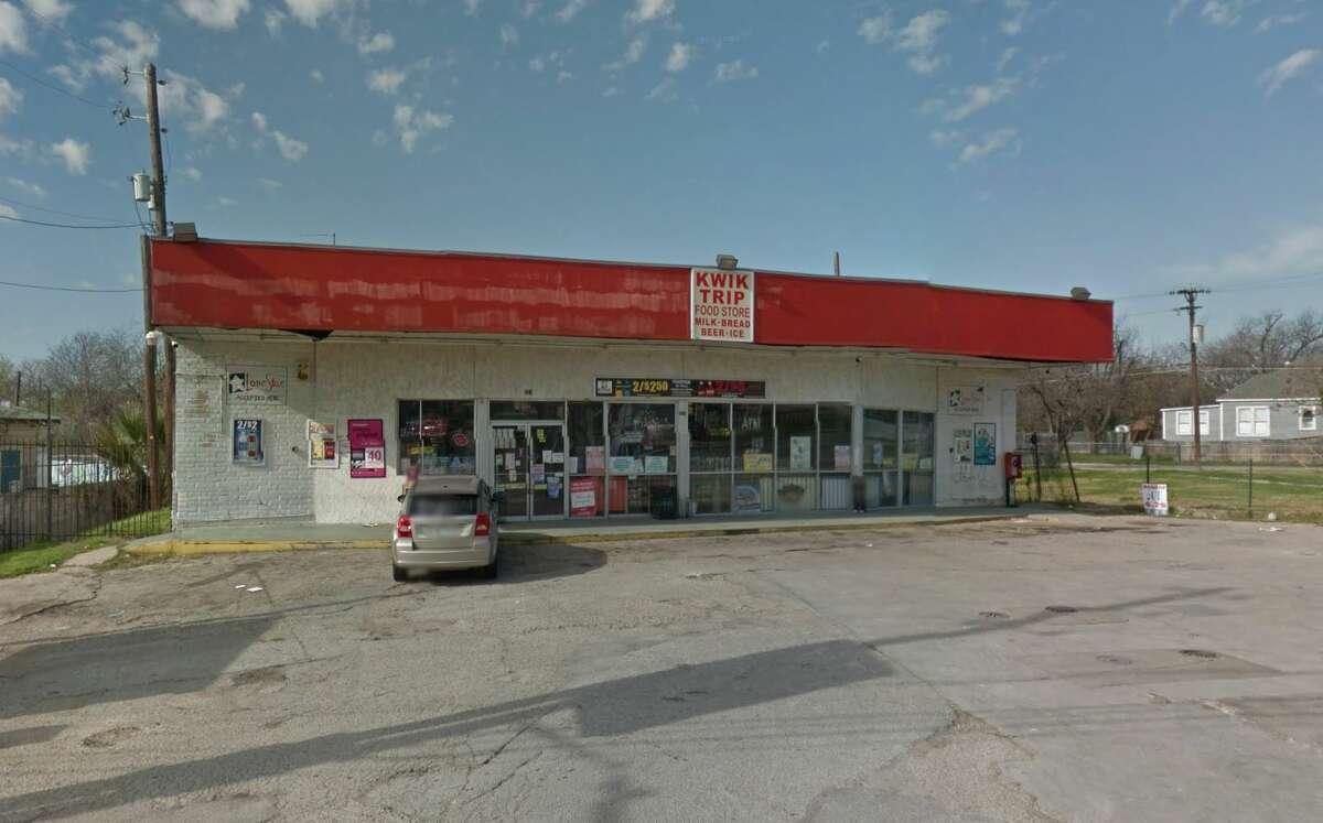 Kwik Trip Food Store: 551 Fredericksburg Road, San Antonio, Texas 78201Date: 09/01/2016 Score: 69Highlights: Establishment must remove