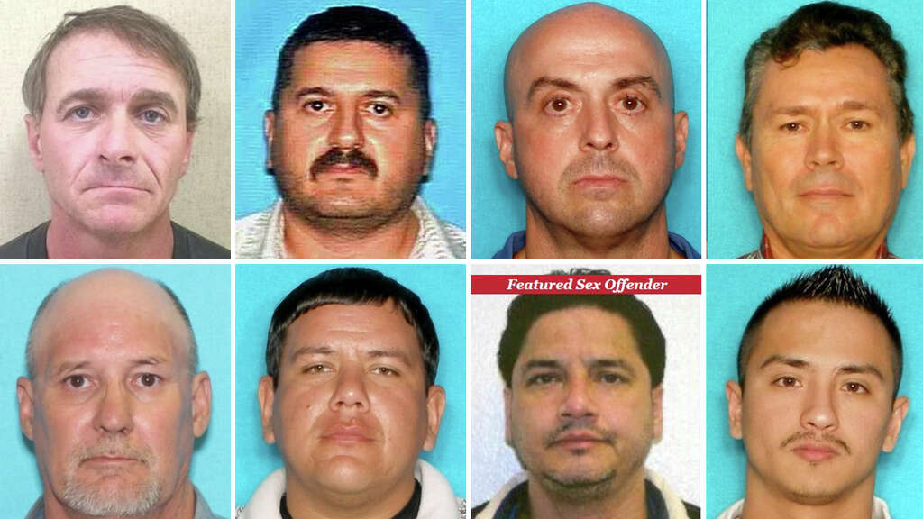 sexual database offender texas free
