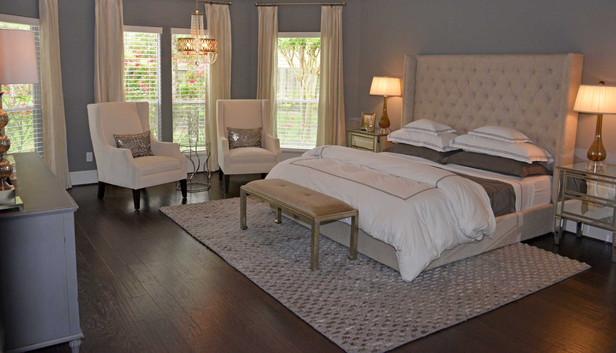 Make The Master Bedroom A Design Compromise