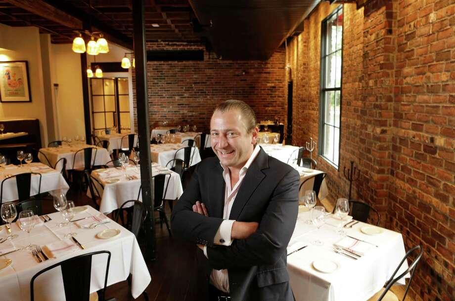 B&B Butchers & Restaurant owner Benjamin Berg has purchased Carmelo's restaurant in Memorial and will reopen it Jan. 3. Photo: Melissa Phillip, Staff / © 2015  Houston Chronicle
