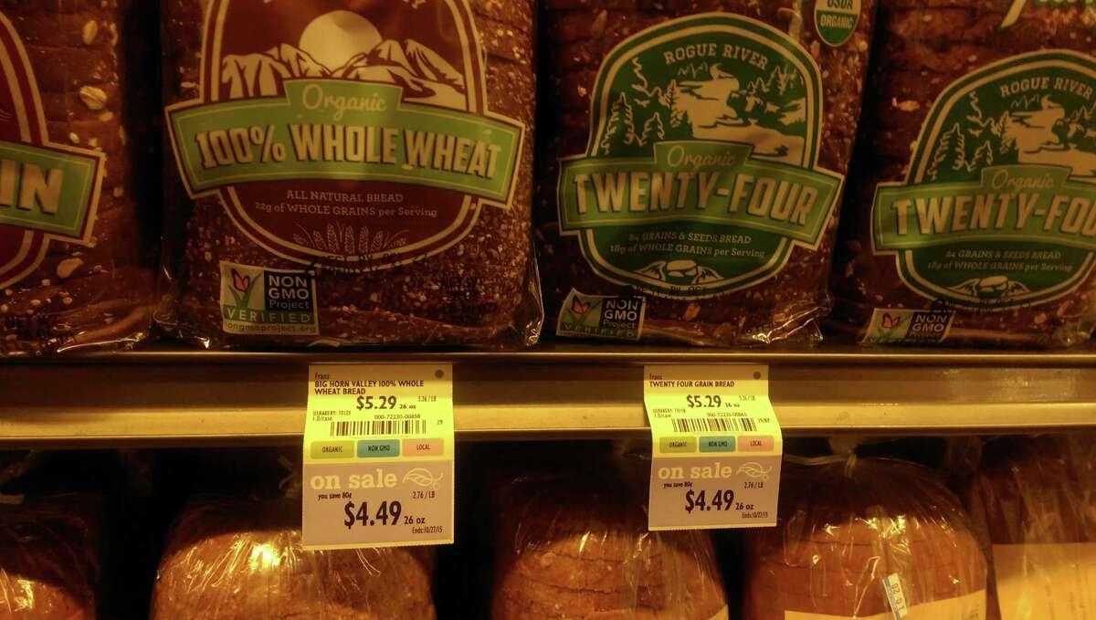 PCC Franz organic whole wheat breadRegular price: $5.29Sale price: $4.49
