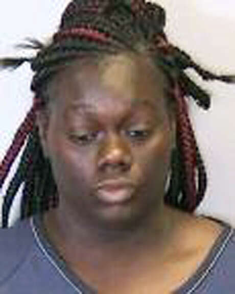 Keishanna Thomas was taken into custody after refusing to answer questions about the girl's whereabouts. Photo: Associated Press / Manatee County Sheriff's Office
