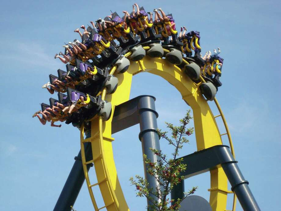 Six Flags Entertainment Corp. has 18 amusement parks in the U.S., Mexico and Canada. / handout