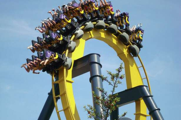 Six Flags Entertainment Corp. has 18 amusement parks in the U.S., Mexico and Canada.