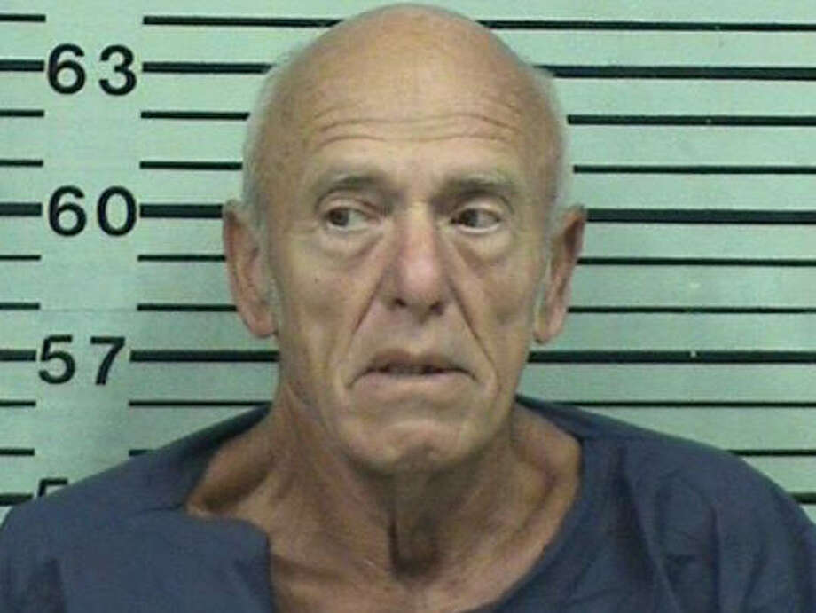 William Crum, 68, of Granbury, has been charged with two counts of aggravated assault with a deadly weapon. (Hood County Sheriff's Office) Photo: Hood County Sheriffs Office