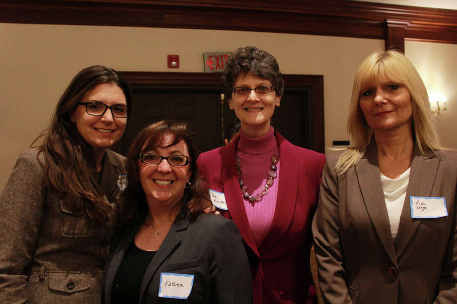 Were you Seen at the Women@Work Connect event, 'Keys to Financial Success,' held at The Desmond in Colonie on Tuesday, Oct. 20, 2015? Photo: Jasmine Robinson