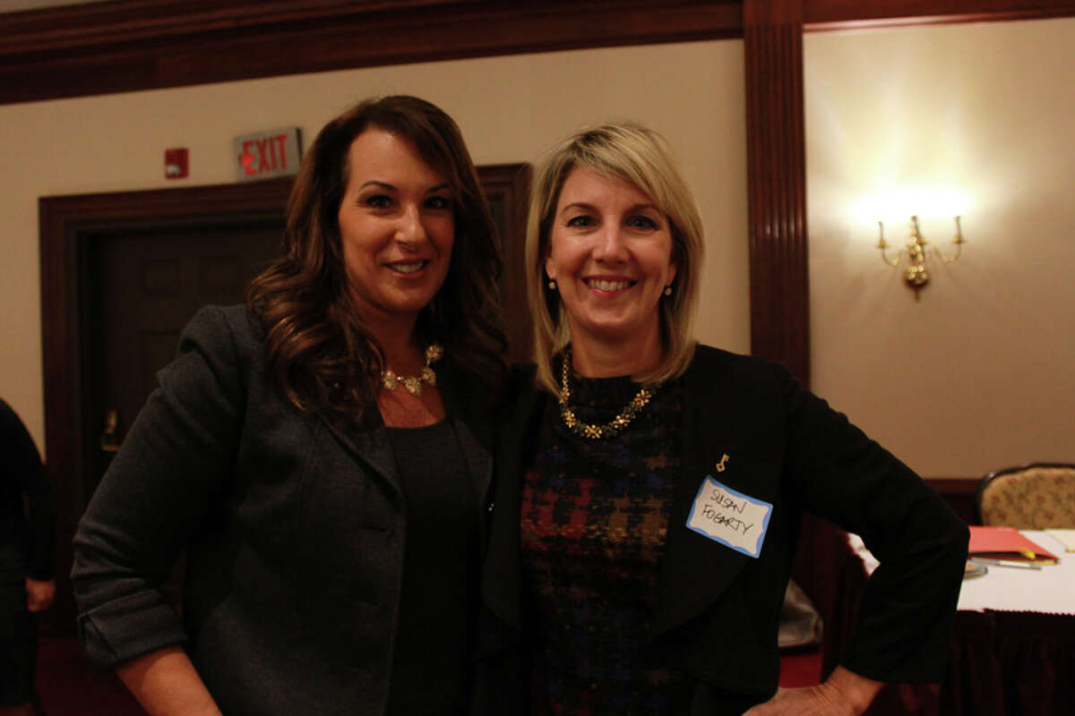 Were you Seen at the Women@Work Connect event, 'Keys to Financial Success,' held at The Desmond in Colonie on Tuesday, Oct. 20, 2015?
