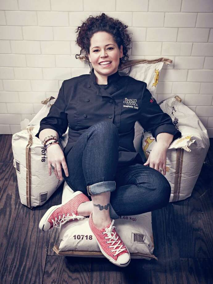 Chicago chef Stephanie Izard will visit Houston on Oct. 28 to hold a Halloween-themed children's cooking class at Macy's Memorial City. Photo: Macy's Culinary Council