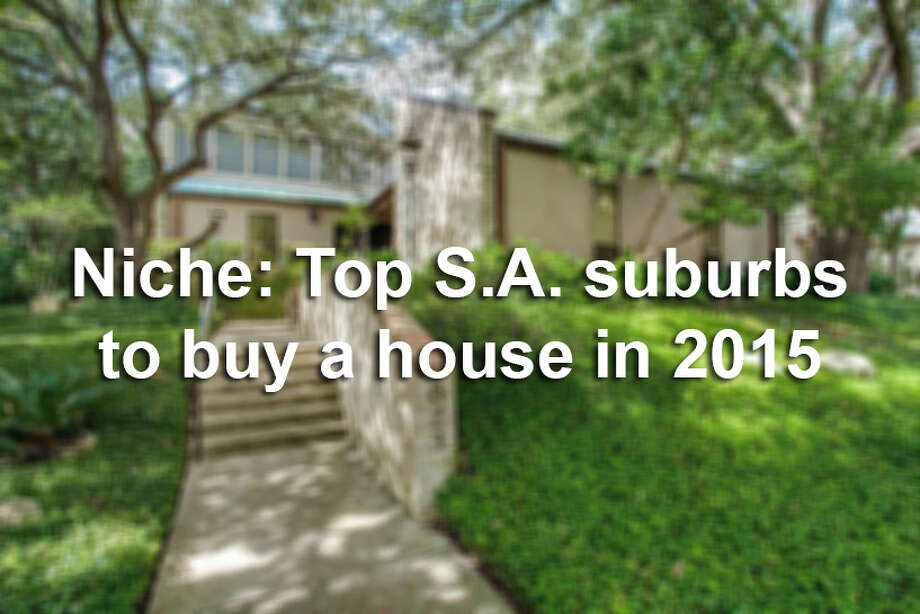 Taking into account factors like home values, property taxes, housing costs, and age of new home buyers, these are the top 5 San Antonio suburbs to buy a house in. Photo: Courtesy