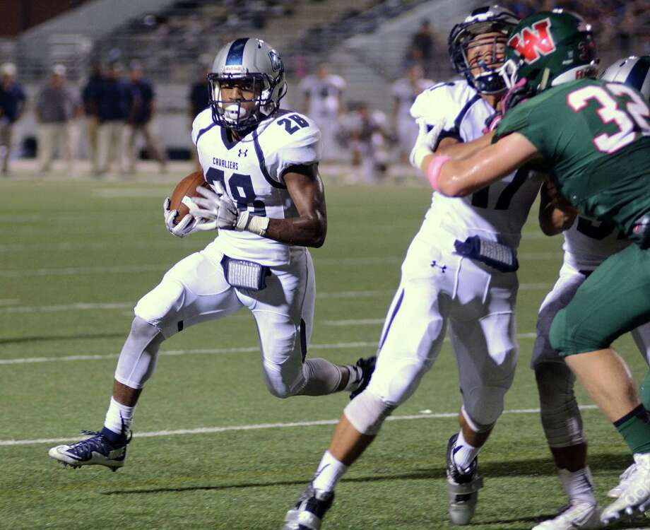 College Park's A.J. Sanders has been solid this season for the Cavs, who face Summer Creek this week. Photo: David Hopper, Freelance / freelance