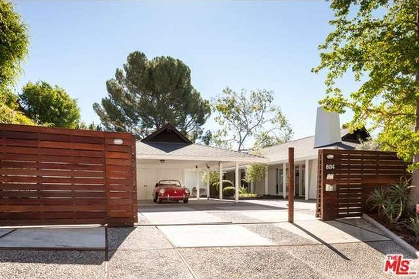 Comedian Jonah Hill has listed his home in the Hollywood Hills for $2.9 million, according to Zillow. The 3,660-square-foot home includes four bedrooms, five bathrooms, an open-floor plan, glass walls, skylights and an entertainment center. A sports court and pool are outdoors.