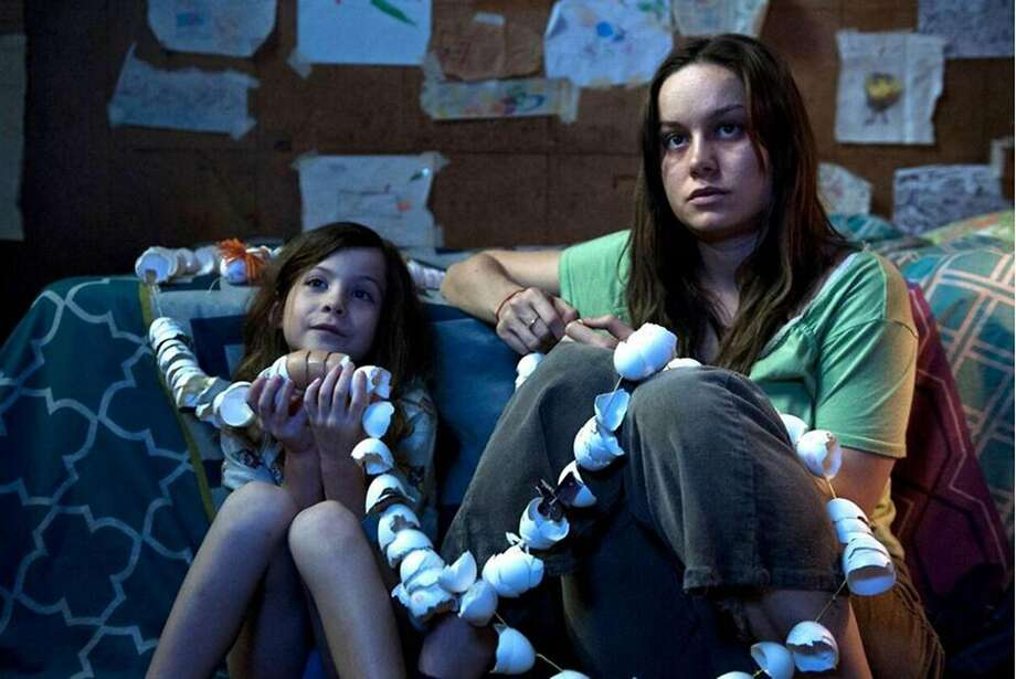 """Brie Larson and Jacob Tremblay star in """"Room."""" (Ruth Hurl/Element Pictures) Photo: Ruth Hurl, McClatchy-Tribune News Service"""