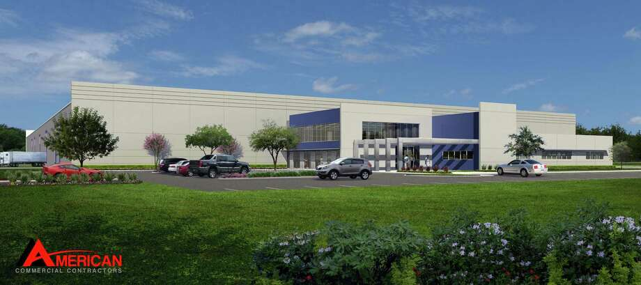 Tool-Flo plans to construct an 80,000-square-foot headquarters in Pearland's Lower Kirby District.  Tool-Flo plans to construct an 80,000-square-foot headquarters in Pearland's Lower Kirby District. Photo: Tool-Flo