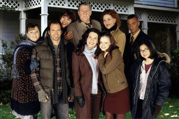 Gilmore Girls | Photo Credits: Warner Bros/Courtesy Everett Collection