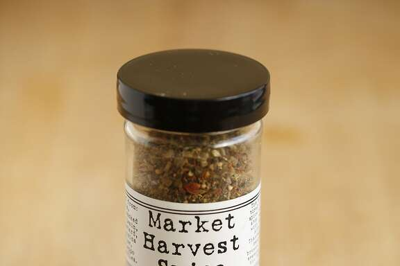 Oaktown Spice Shop's Market Harvest Spice is seen on Tuesday, Oct. 6, 2015 in San Francisco, Calif.