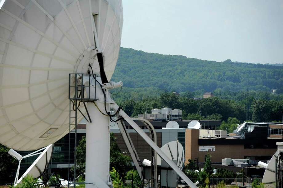 The campus of ESPN in Bristol, Conn. Photo: Jessica Hill / ST / AP2011