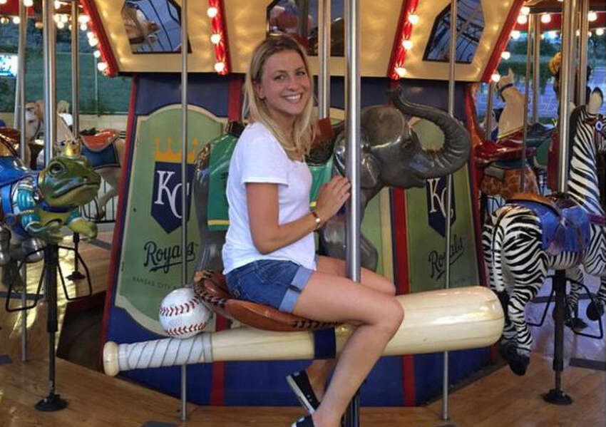 Katie Russell bonded with her mom over baseball. So after losing her mom to cancer in 2009 and enduring her own battle against the disease, she set out to honor the memories with one epic road trip.Click on to see her epic journey one stadium at a time.