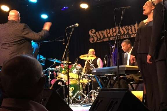 The Amazing Grace Gospel Show at Sweetwater