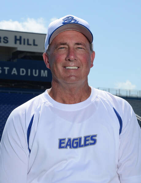 Ronnie Gage, football coach, Barbers Hill