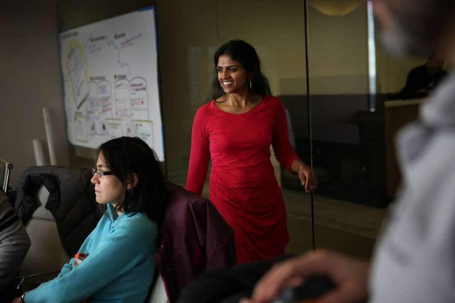 Saru Jayaraman is co-founder and co-director Restaurant Opportunities Centers United. Photo: Lea Suzuki, The Chronicle