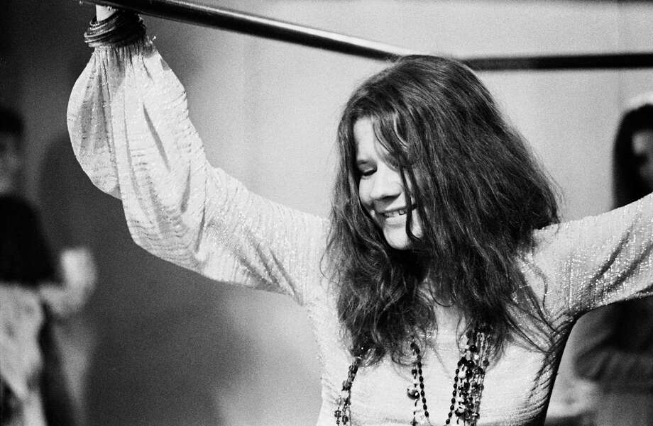 """Janis: Little Girl Blue,"" Amy Berg's feature film about Port Arthur native Janis Joplin, will screen at the Cinema Arts Festival. Photo: John Byrne Cooke / ONLINE_CHECK"