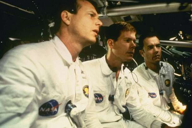 ``Apollo 13'' with Bill Paxton, left, Kevin Bacon and Tom Hanks.
