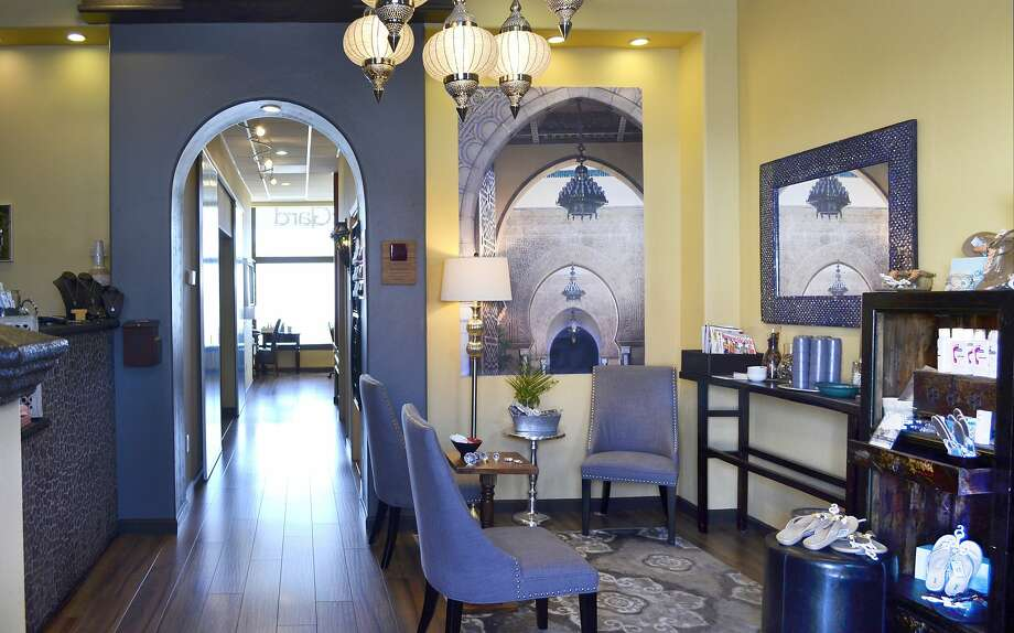 AvantGard in San Carlos is a luxury spa that was recognized by the city of San Mateo's Healthy Nails Program in 2014. Photo: AvantGard