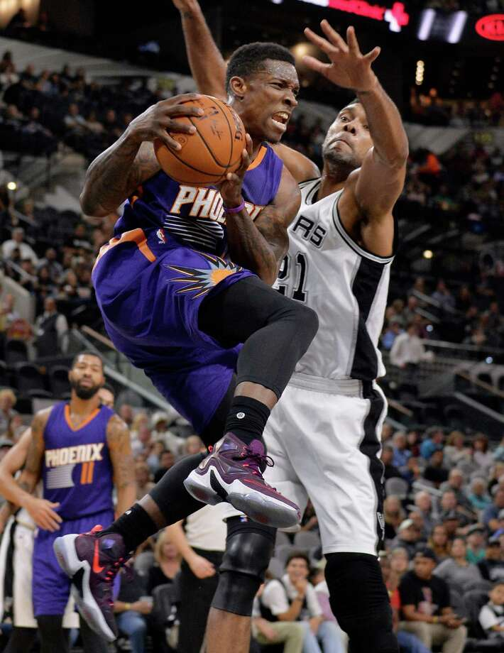 2010 – Eric Bledsoe was drafted to Oklahoma City (traded to the L.A. Clippers) with the No. 18 pick. (AP Photo/Darren Abate) Photo: Darren Abate, Associated Press / FR115 AP