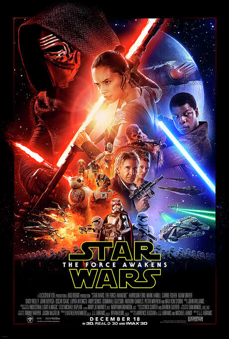 "The latest trailer for ""Star Wars: The Force Awakens"" - aired during halftime of ""Monday Night Football"" - started a social media storm on Facebook and Twitter. The latter reported 17,000 tweets a minute when the trailer aired.  Photo: HONS / Disney"