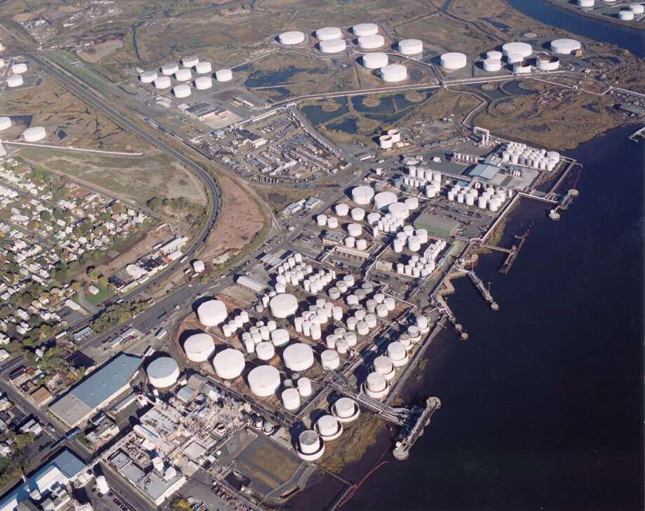 Kinder Morgan's Carteret, New Jersey terminal is among the properties that make it one of the top midstream companies in U.S. history. (Kinder Morgan photo) Photo: Kinder Morgan