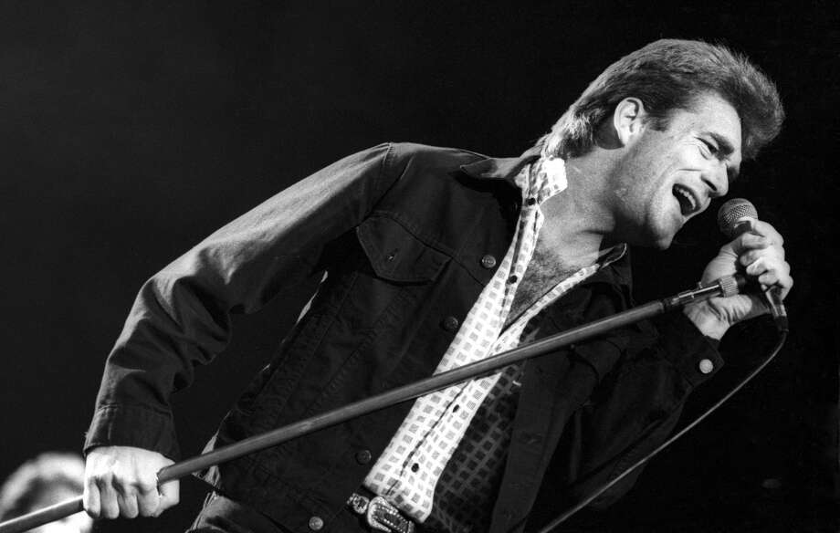 "You adored Huey Lewis because he was a local boy. You were also a fan because he was adorable, his music fun and upbeat--and hey, he had ""the power of love."" Photo: Rans Schellekens/Redferns, Getty"
