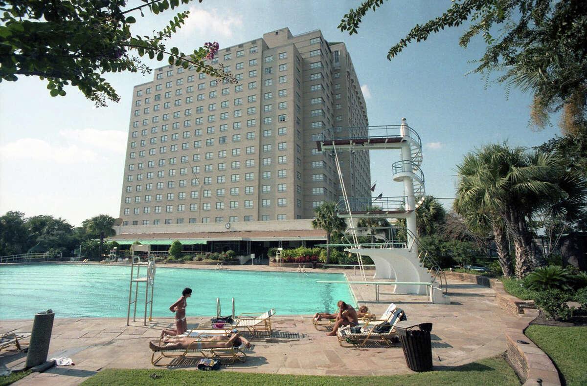 Shamrock Hilton Hotel, 1985.