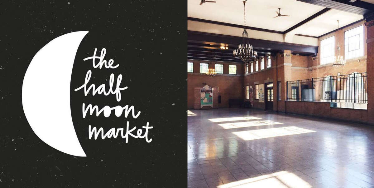 The Half Moon Market . This unique two-day marketplace event is back again featuring some of the region's best artists and makers of handmade goods. When: Saturday, Oct. 8 - Sunday, Oct. 9. Where: Washington Park Lake House, Albany. Learn more.
