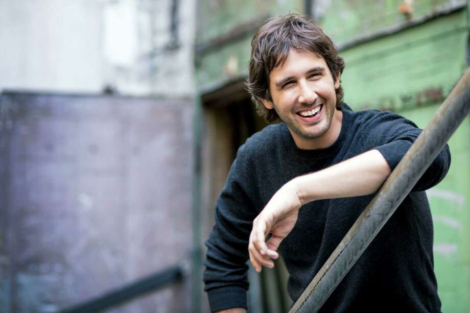Musician Josh Groban Photo: James Dimmock