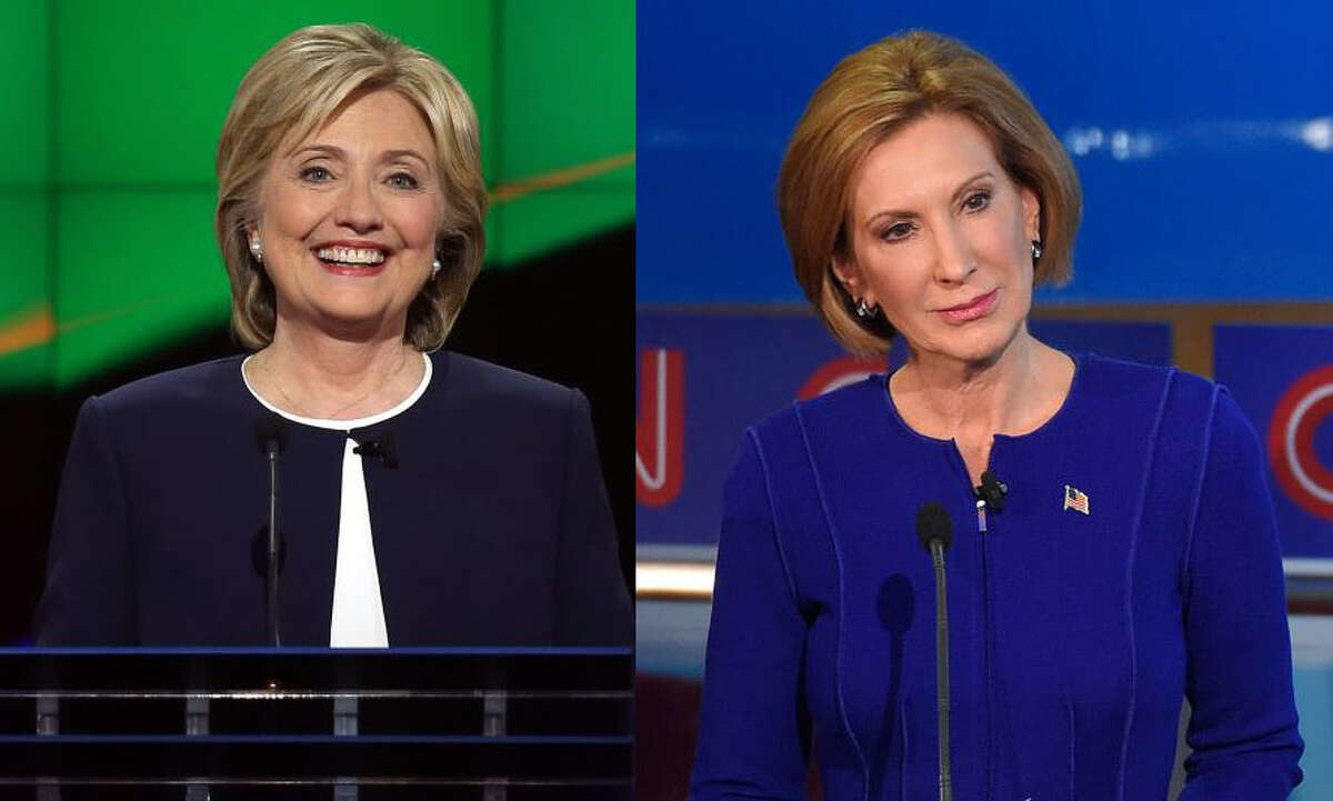 Hillary Clinton and Carly Fiorina are seeking the highest office in the land. As president of the United States, they would join more than 15 female world leaders currently holding office. Click through this slideshow to learn more about these women heads of government as well as notable female leaders that came before them.