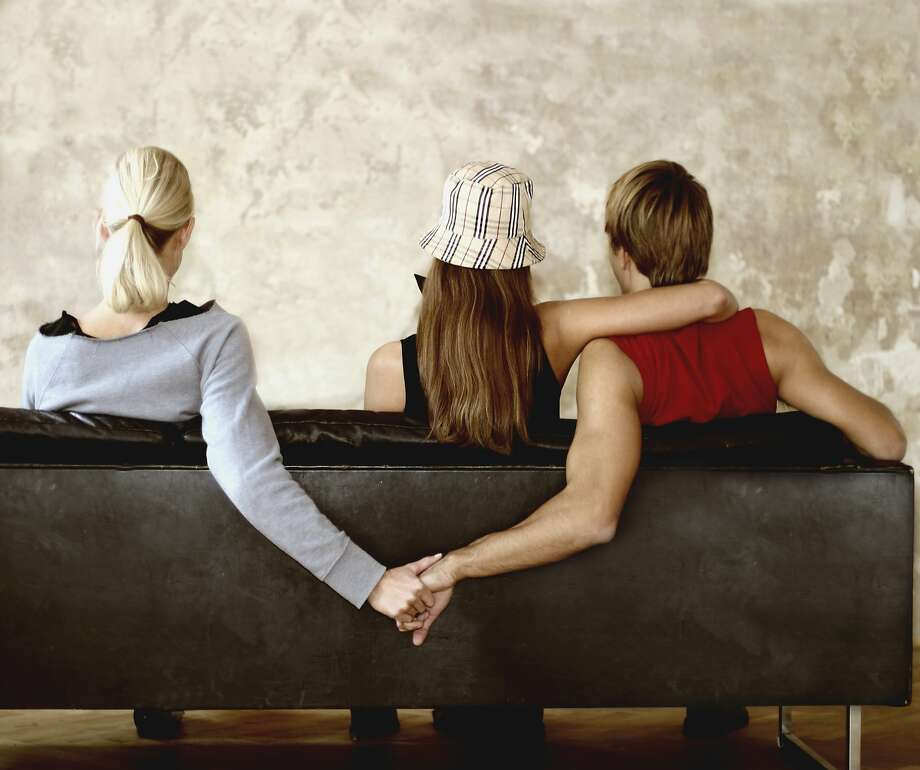 A wife wonders if she can ever trust her cheating husband again. Photo: Hannes Hepp
