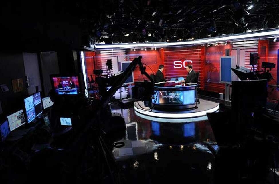 ESPN, the leader in sports broadcasting, has opened studios all over the world, from Los Angeles to Australia. But its main studio is globally headquartered here in the Nutmeg State in Bristol.