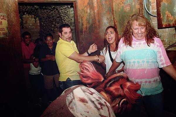 San Antonio's 13th Floor Haunted House