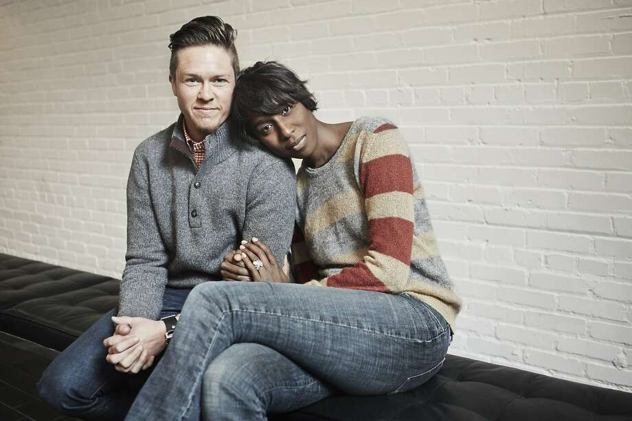 A transgender couple is looking to stay with their friends while visiting. Photo: Patryce Bak, Getty Images